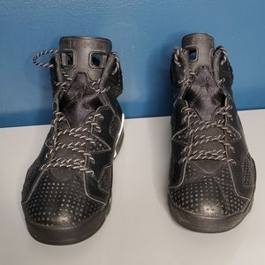 Air Jordan 6 Black Cat Sneaker